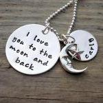 I Love You To The Moon And..